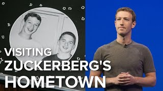CNET goes to Mark Zuckerberg's hometown - CNETTV