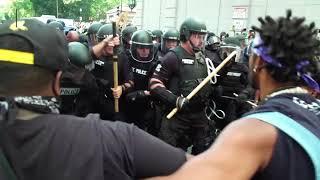 Counterprotesters flood 'free speech' rally in Boston - WASHINGTONPOST