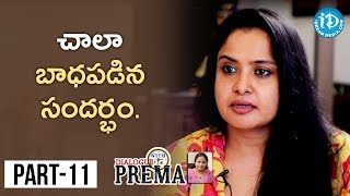 Actress Pragathi Exclusive Interview Part #11 || Dialogue With Prema || Celebration Of Life - IDREAMMOVIES