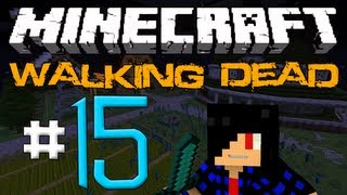Minecraft: The Walking Dead Survival! Episode 15 - The Birth of Jerome