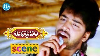 Subhapradam Movie Scenes - Allari Naresh Entertains Tourists || Allari Naresh, Manjari Phadnis - IDREAMMOVIES