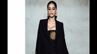 In Graphics: See the pictures of Sonam Kapoor from Filmfare 2018 - ABPNEWSTV