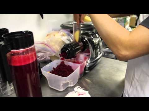Cooking Fresh Beets Recipes on Video