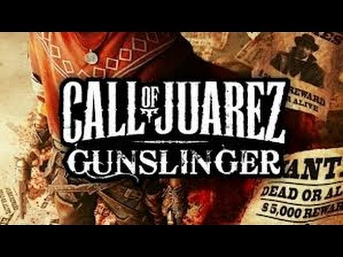Call of Juarez Gunslinger | HD 6850 \ i5 2320 \ 4GB