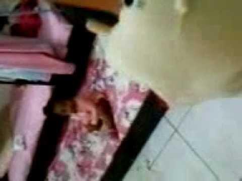 Laura e o boneco fazedor de cócegas