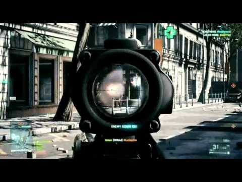 Battlefield 3 Trailer Montage (dubstep edition)