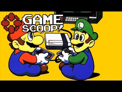 Game Scoop! - Let's Not Play Nintendo Games