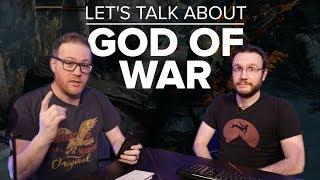 Let's talk about God of War - CNETTV