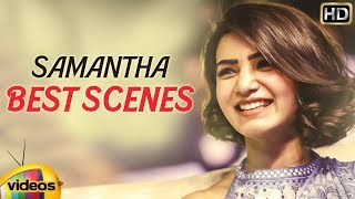 Samantha Back To Back Scenes | Actress Samantha Best Scenes | Tollywood Actress | Mango Videos - MANGOVIDEOS