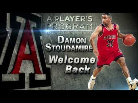 Welcome Back Damon Stoudamire (Arizona Highlights)
