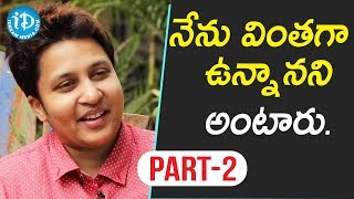 Comedian Snigdha Exclusive Interview - Part #2  || Talking Movies With iDream - IDREAMMOVIES