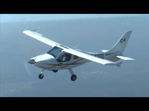 Aero 2015 Flight Design C4 First Flight