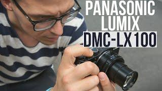 Panasonic Lumix DMC-LX100: обзор фотоаппарата