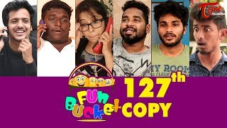 Fun Bucket | 127th Episode | Funny Videos | Telugu Comedy Web Series | By Sai Teja - TeluguOne - TELUGUONE