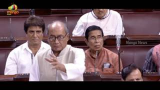 Digvijaya Singh On Farmer's Issue In Nation | Rajya Sabha | Mango News - MANGONEWS