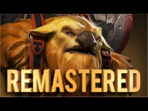 Dota 2 Earthshaker [Remastered]