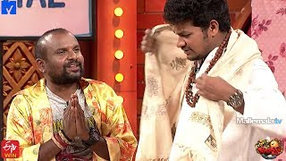 Jigel Jeevan & Masti Mahidhar Team Performance - 20th March 2020 - Extra Jabardasth - Jeevan, - MALLEMALATV