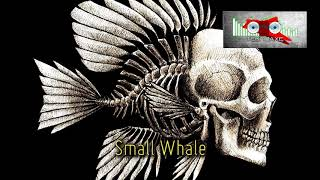 Royalty Free :Small Whale