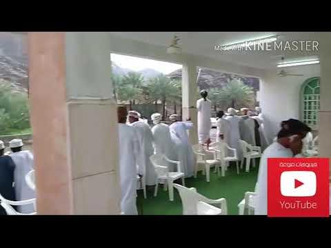 عزاء في عمان و داهمهم السيل - صوت وصوره لايف
