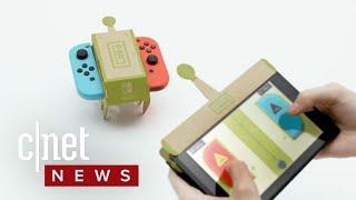 Nintendo Labo announced - CNETTV