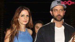 Ex-Couple Hrithik Roshan & Sussanne Khan Set To Get Back Together? - ZOOMDEKHO