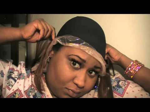 Quick weave using duby hair - VidoEmo - Emotional Video Unity
