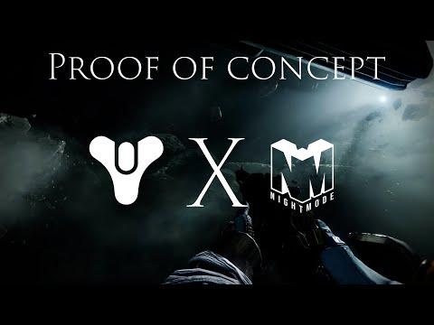 """Destiny 2 X """"Parasite"""" Proof of Concept Trailer"""