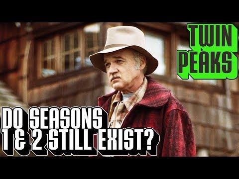 Do [Twin Peaks] Season 1 & Season 2 Still Exist?