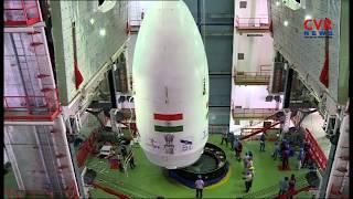 ISRO To Start Satellite Countdown For GSLV Mark3 In Nellore | Sriharikota l CVR NEWS - CVRNEWSOFFICIAL