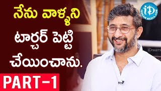 Director Teja Exclusive Interview Part #1 || Sita Movie || Talking Movies With iDream - IDREAMMOVIES