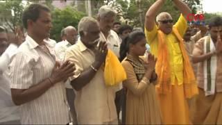 తిరుపతి అన్నదానం కి విజయవాడ కూరగాయలు | Vegetables from Vijayawada to TTD Nitya Annadanam | CVR NEWS - CVRNEWSOFFICIAL