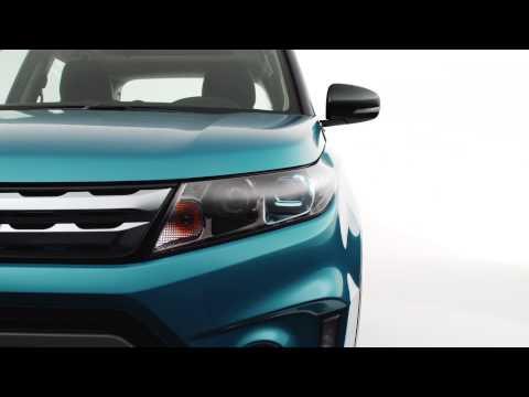 Suzuki Vitara -  teaser