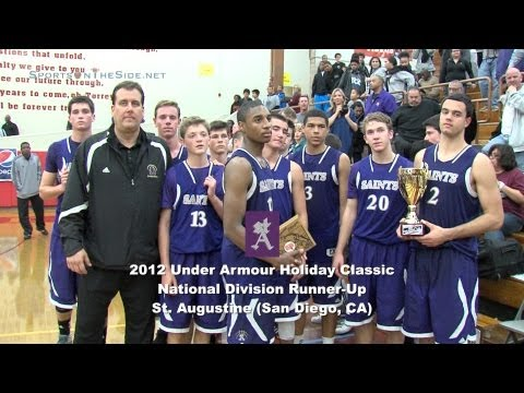 St. Augustine, 2012 Under Armour Holiday Classic Runner-Up