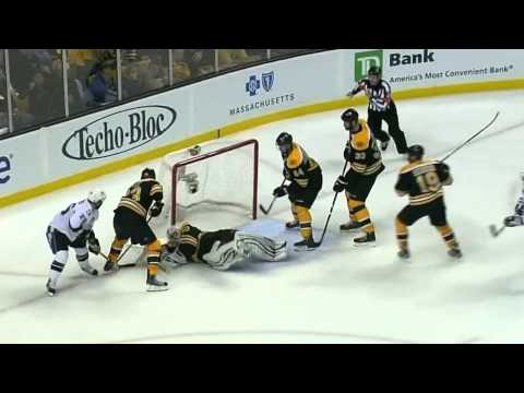 Tim Thomas's best saves of the 2011 playoffs