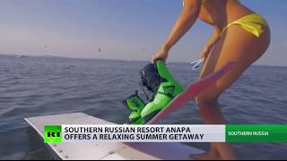 Anapa Getaway: Relaxing summer vacation in the south of Russia - RUSSIATODAY