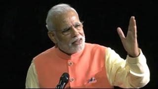 Want to make development a mass movement, says PM Modi at Madison Square Garden - NDTVINDIA