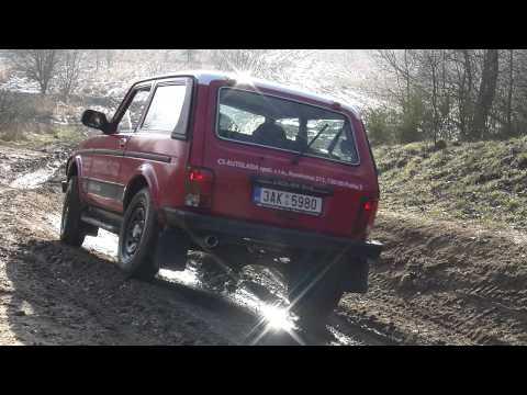 Autoperiskop.cz  – Výjimečný pohled na auta - Lada Niva