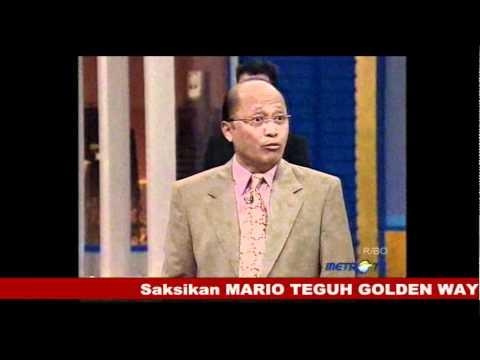 (4/5) Mario Teguh Golden Ways - Raja Dunia, Budak Cinta