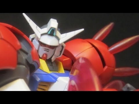 MG Age-1 Titus (Part 4: MS) Gundam Age gunpla 1/100 model review