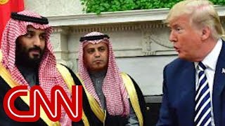 Saudi Arabia promises to retaliate over any sanctions - CNN