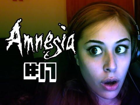 Amnesia  Ep. 17 w/Cupquake