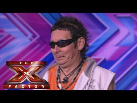 Steve Callegari sings Coldplay's Clocks - Audition Week 1 - The X Factor UK 2014