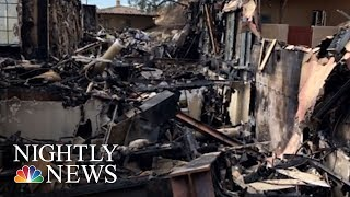 Heartbreak In Montecito's Flood Zone, Where 20 Were Killed | NBC Nightly News - NBCNEWS