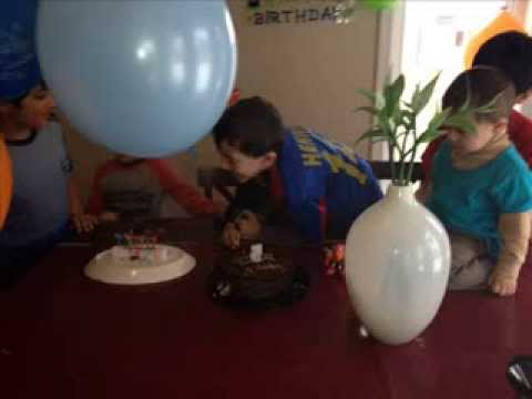 ARSALAAN AZIM KHAN 5TH BIRTHDAY