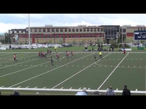 Amazing Top Corner 30 Yard Game Winner By 14 Year Old
