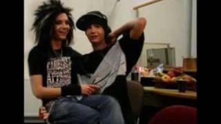 Bill and Tom Kaulitz fan vid view on youtube.com tube online.