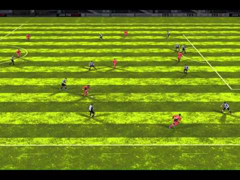 FIFA 13 iPhone/iPad - Adelaide United vs. Newcastle Jets