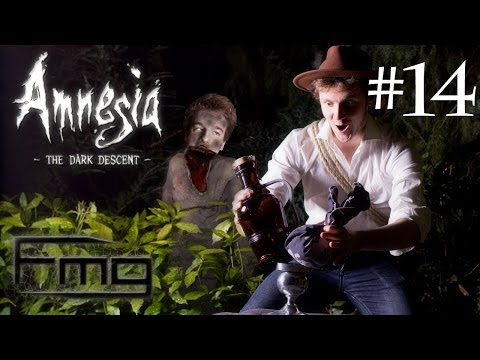 Amnesia: The Dark Descent #14 - Pijpen Shlet
