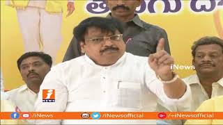 YCP MPs Resigned To Escape No-Confidence Motion | APSRTC Chairman Varla Ramaiah | iNews - INEWS