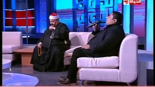 بالفيديو.. المرنم 'مايكل رضا' ينشد ابتهالات للشيخ النقشبندى